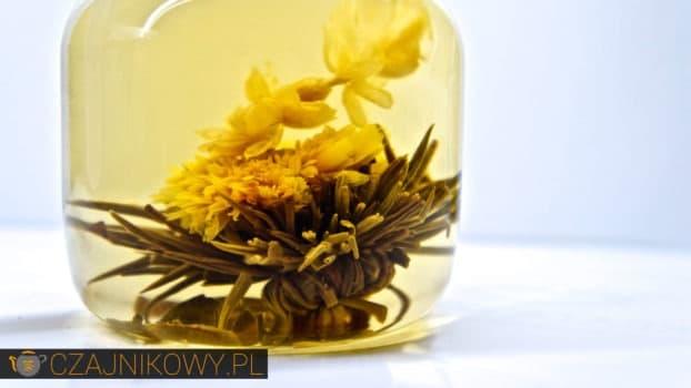 Herbata Artystyczna Rozwijąjąca się Art Tea 01