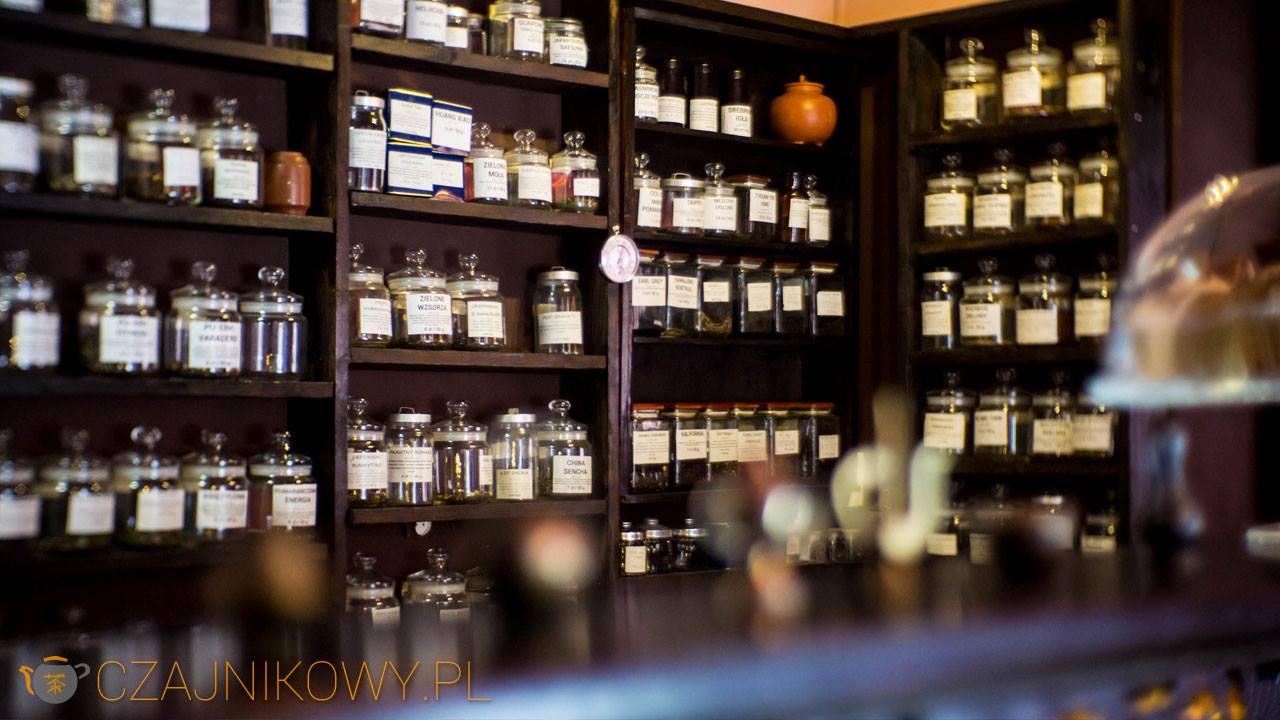 Herbaciarnia Czajnik Gliwice