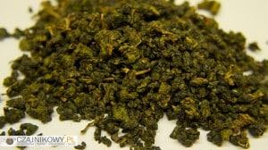 Niebieska herbata Ulung (Oolong, Wulung)