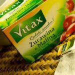 Vitax Herbata Owocowa Żurawina & Malina: opinie, test