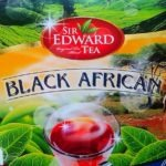 Sir Edward Tea Black African test, opinie