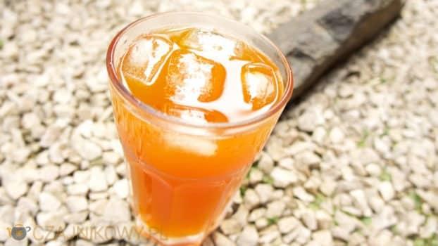 Poradnik: Jak zrobić dobrą mrożoną herbatę Ice Tea z Rooibosa domowym sposobem