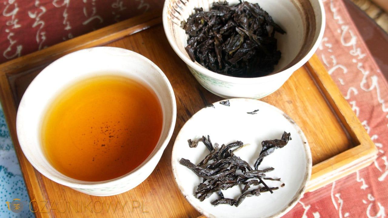Herbata Da Hong Pao: Herbata Oolong, Česká čajovna