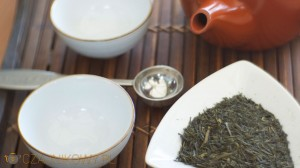 Japońska Zielona Herbata Gyokuro