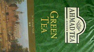Herbata Ahmad Tea Green Tea, opinie