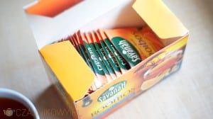 Savanah Rooibos z serca Afryki o smaku pomarańczy z cynamonem (Mokate, Biedronka), opinie
