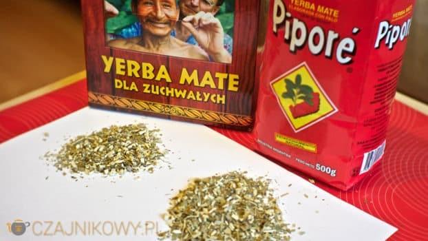 Czym różni się Yerba Mate dla Zuchwałych Cejrowskiego od Yerba Mate Pipore