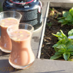 Sheer Chai, Pink Tea, Herbata Kaszmirska, Różowa Herbata: przepis