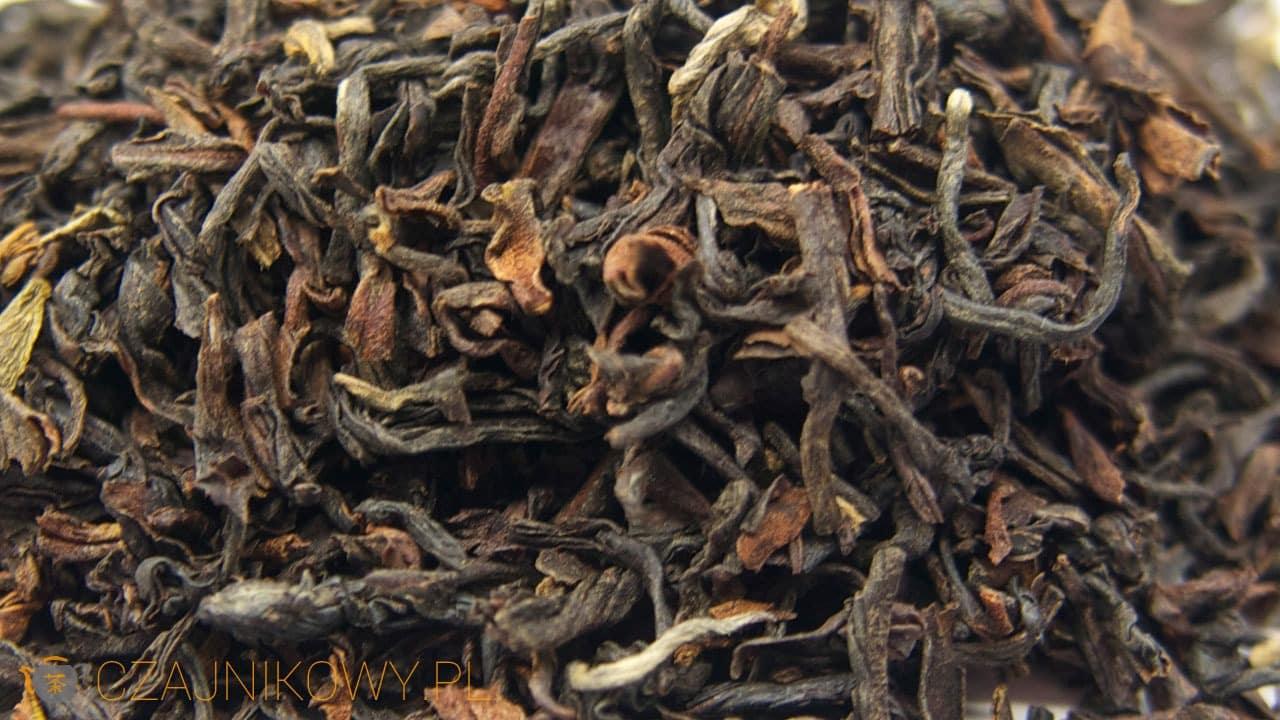 Co oznacza Clonal (Cl) i China (Ch) na herbacie Darjeeling?
