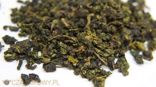 Herbata niebieska Ti Kuan Yin King