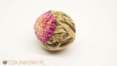 Herbata artystycza Jasmine Silvery Strawberry Flower