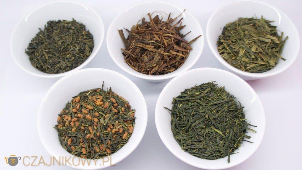 Zestaw Japońskich Herbat dla Początkujących
