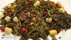 Najlepsza herbata zielona aromatyzowana