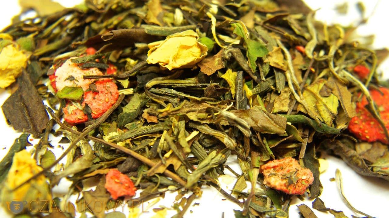 Herbata biała Nektar Bogów