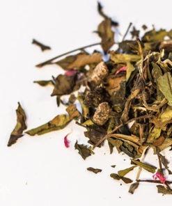 Herbata biała Nektaryna Brzoskwinia