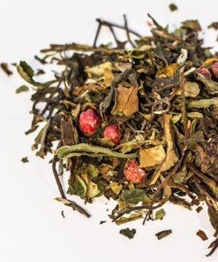 Herbata biała Soczysta Malina