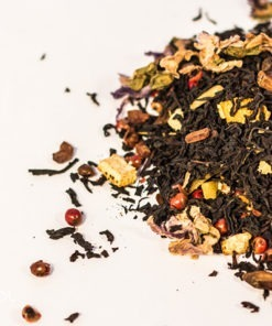 Herbata czarna Gorąca Czekolada
