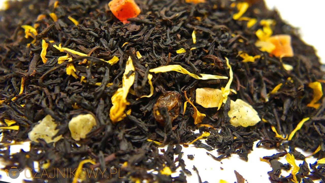 Herbata czarna Hawajski Koktail