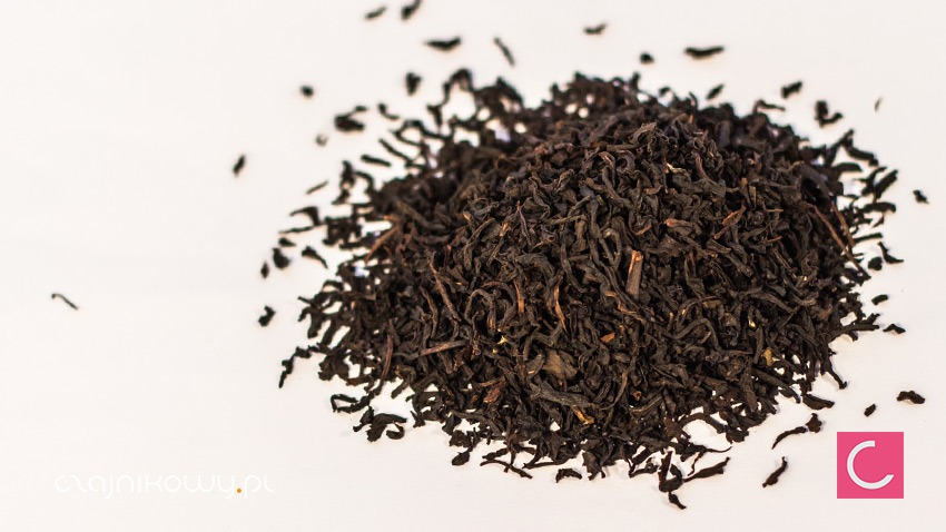 Herbata czarna Lichee Liczi