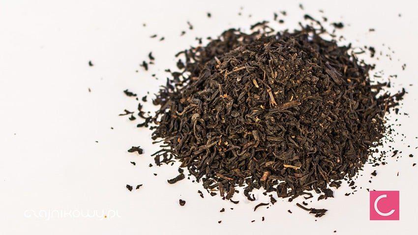 Herbata czarna Wanilia BourbonHerbata czarna Wanilia Bourbon