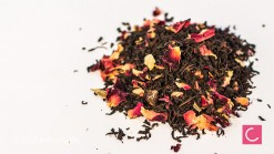 Herbata czarna Wiśnia Marashino
