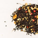 Herbata czarna cytrynowa