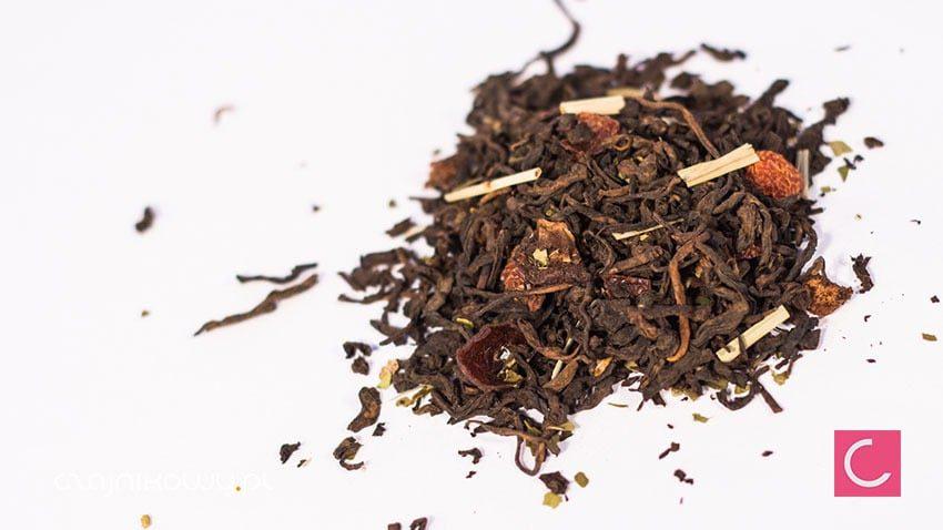 Herbata czerwona Pu-Erh Fitness