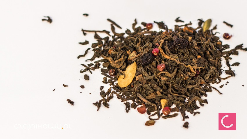 Herbata czerwona Pu-Erh Yeti