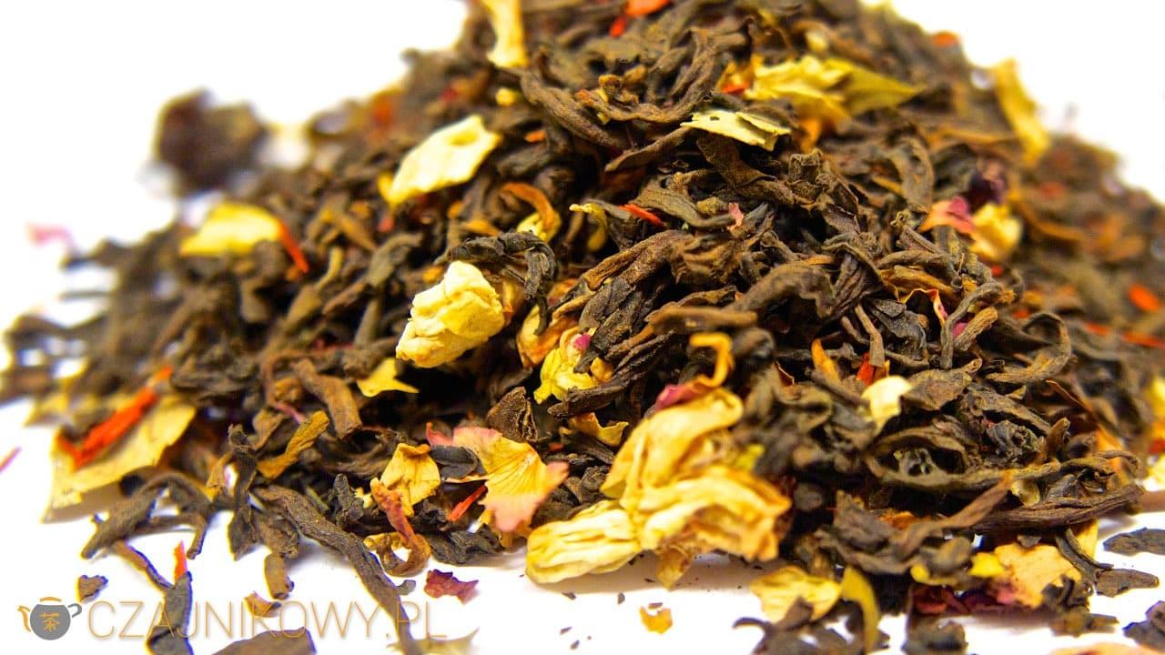 Herbata czerwona Pu-Erh Ying Yang