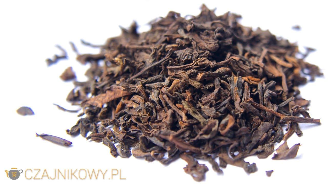 Herbata czerwona Pu-Erh Medium
