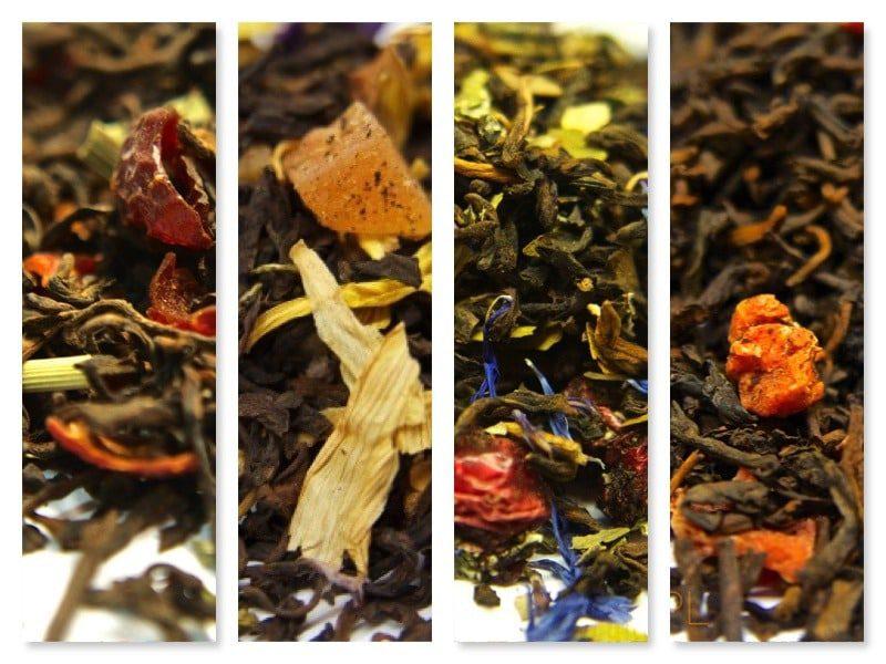 Zestaw Herbata czerwona Pu-erh