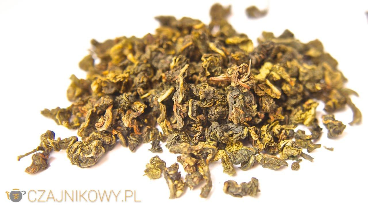 Herbata oolong Mleczny Oolong