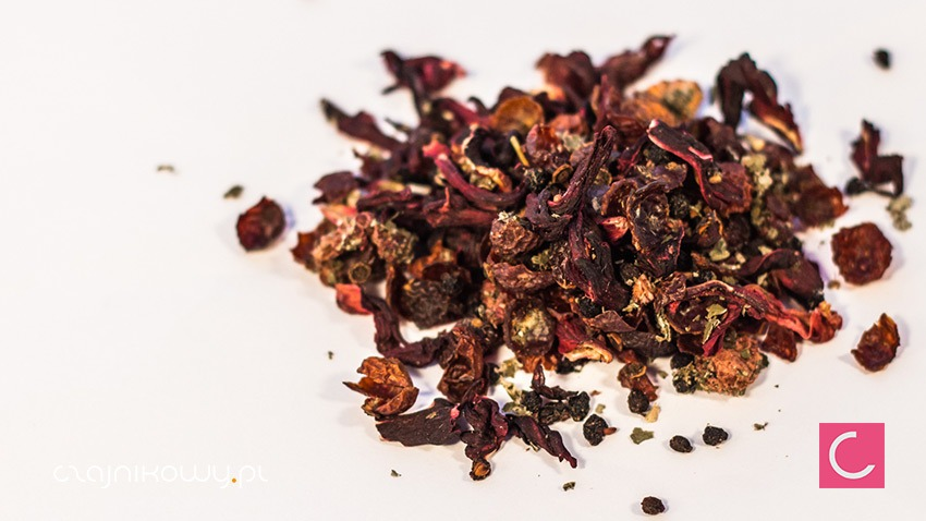 Herbata owocowa Cud Malina