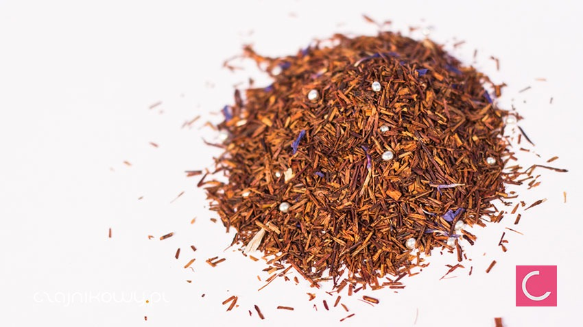 Herbata rooibos Migdały Daktyle i Figi