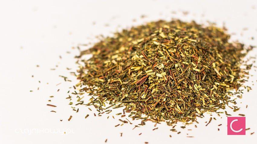 Herbata rooibos Rooibos Zielony Organic Organiczna