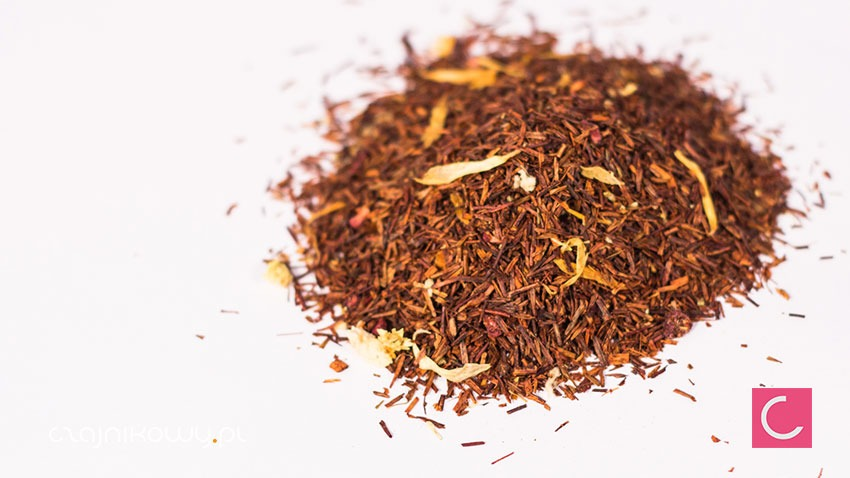 Herbata rooibos Afrykański Busz