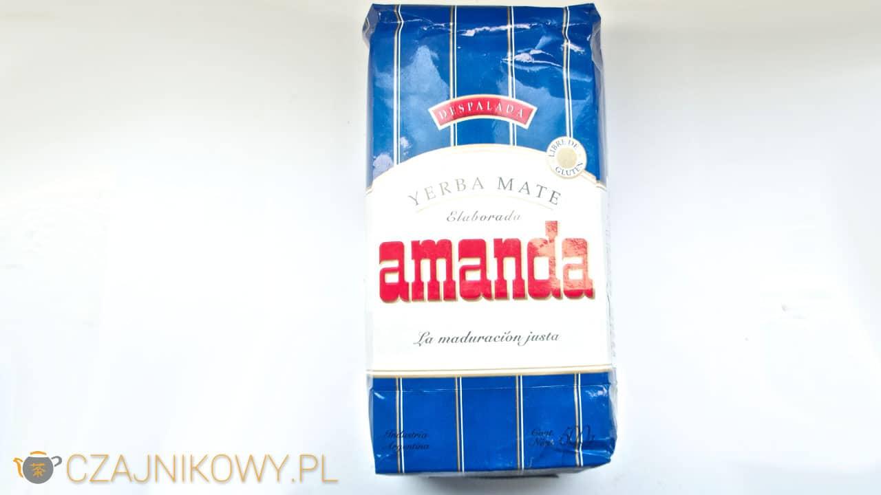 Yerba mate Amanda Despalada