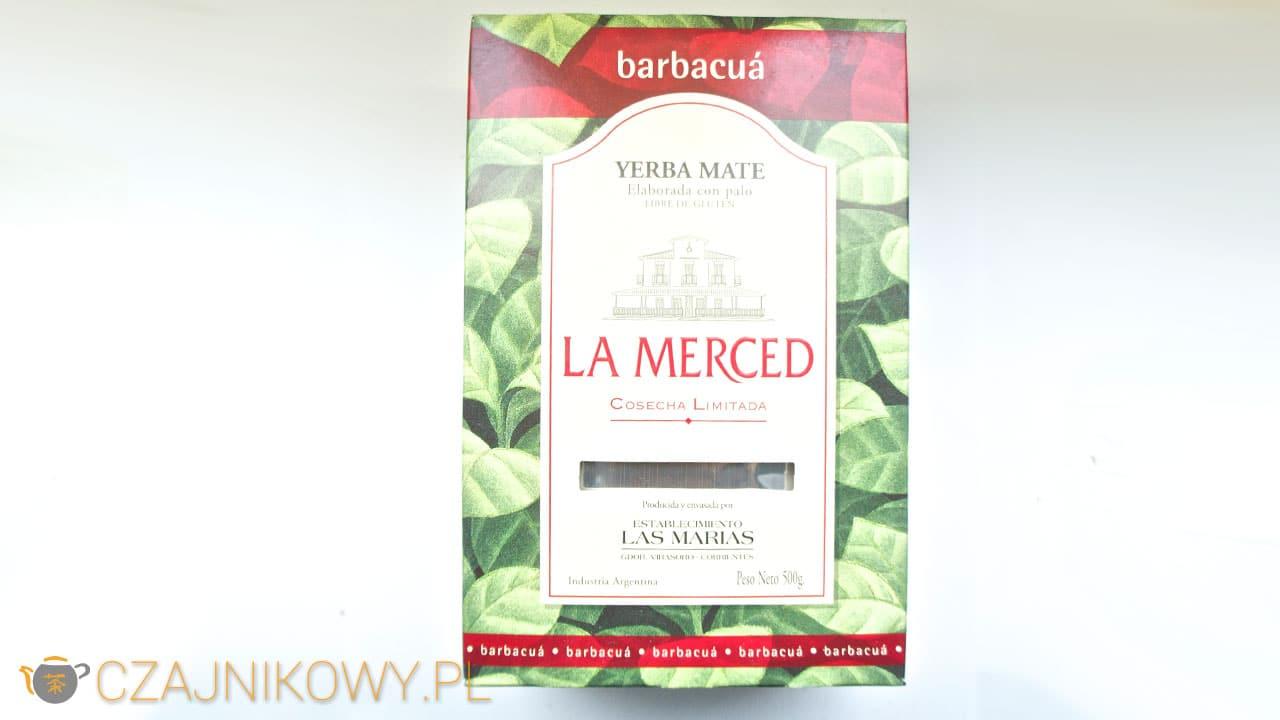 Yerba mate La Merced Barbacua