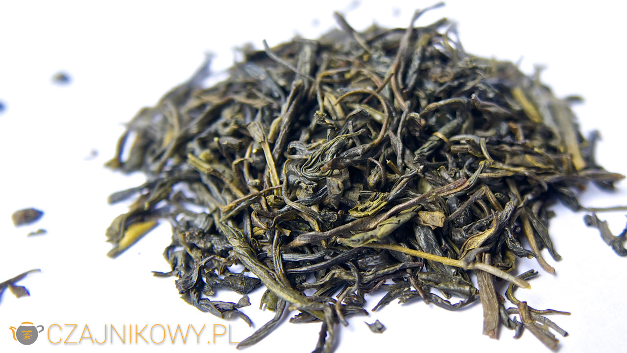 Herbata zielona En Shi Yu Lu