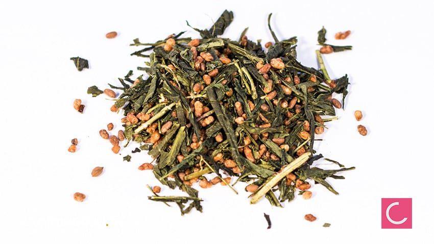 Herbata zielona Genmaicha