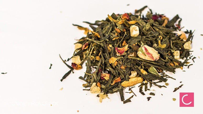 Herbata zielona Japoński Rarytas