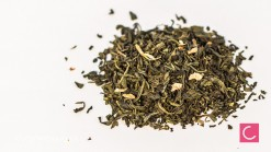 Herbata zielona Jaśminowa z kwiatami