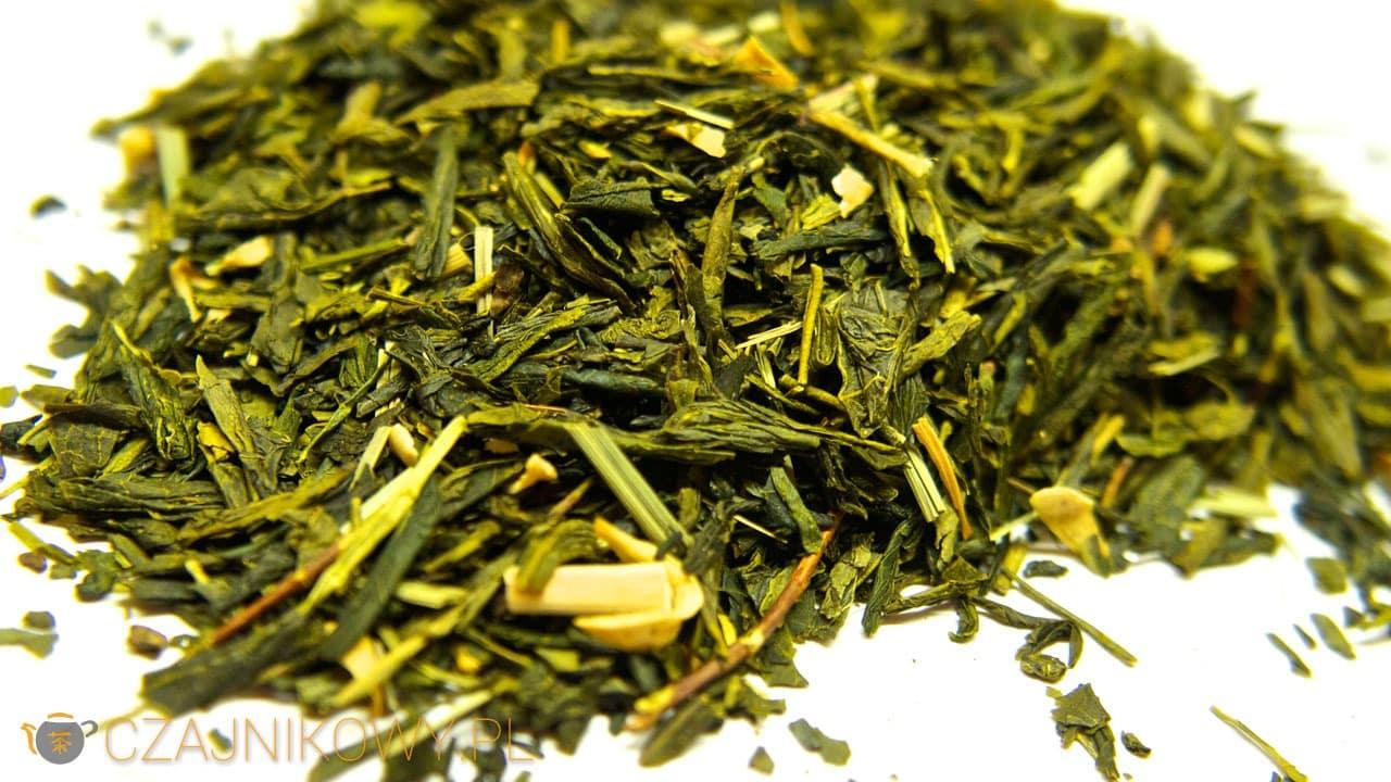 Herbata zielona Kaktusowa