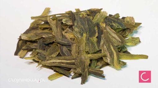Herbata zielona Tai Ping Hou Kui