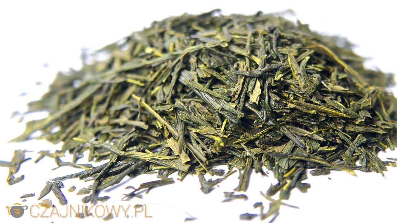 Herbata zielona Sencha Satsuma
