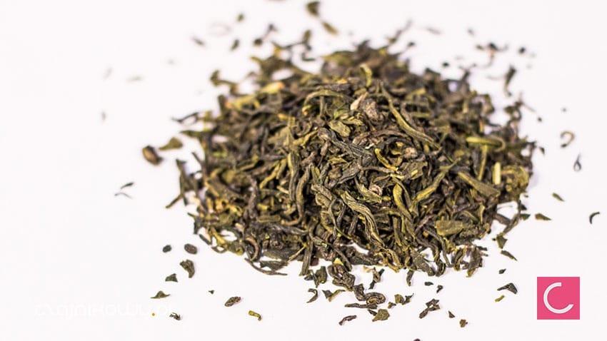 Herbata zielona Tamaryokucha