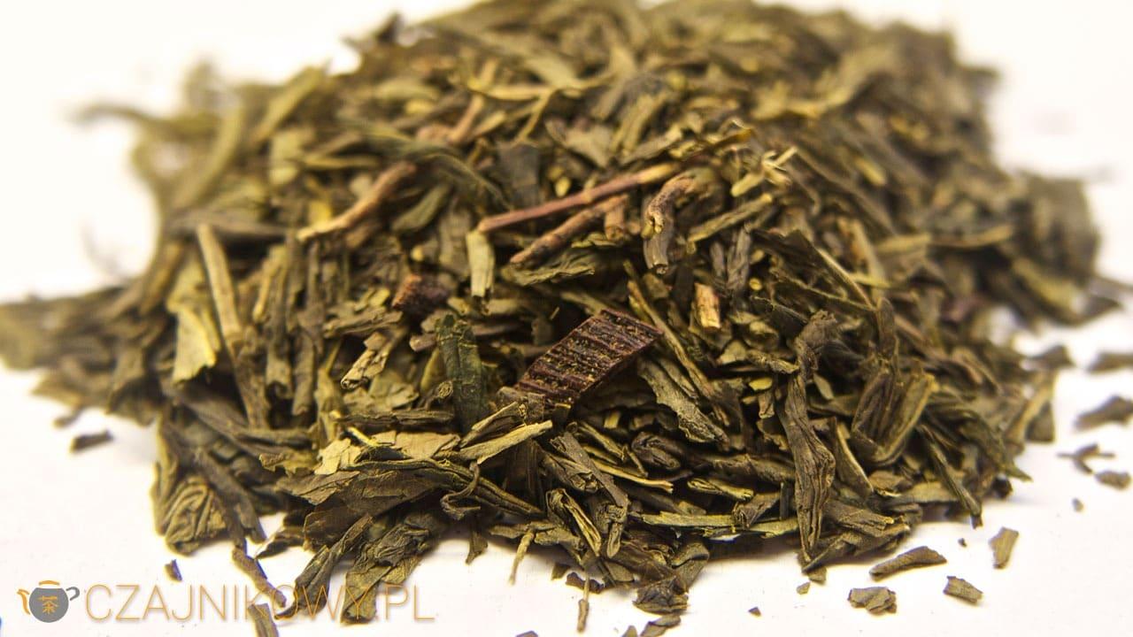 Herbata zielona Waniliowa