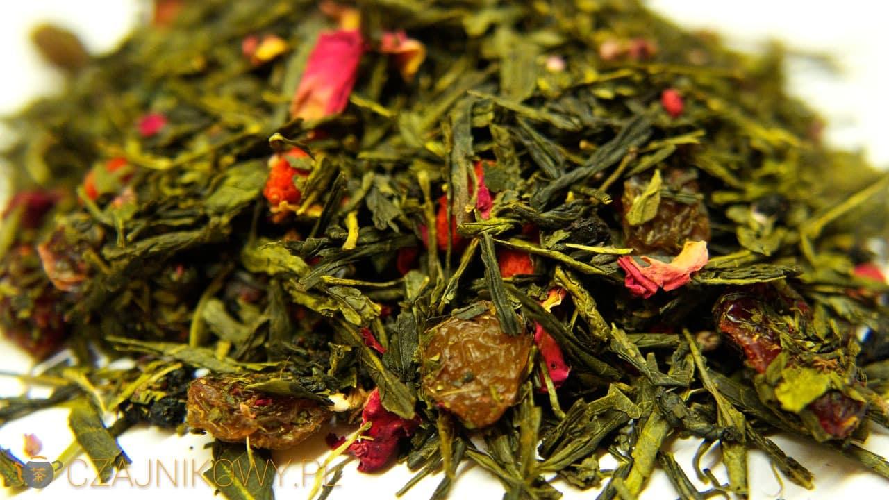 Herbata zielona Zielone Wzgórza
