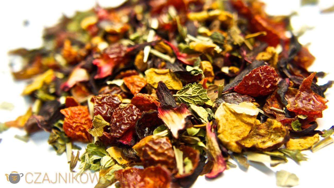 Herbata owocowa Energy Tea Guarana