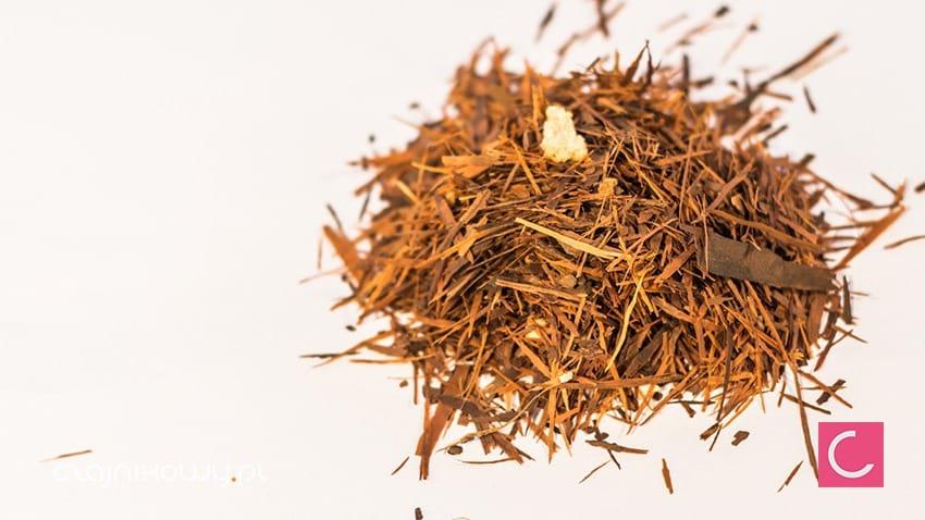 Herbata ziołowa Lapacho Pomarańcza